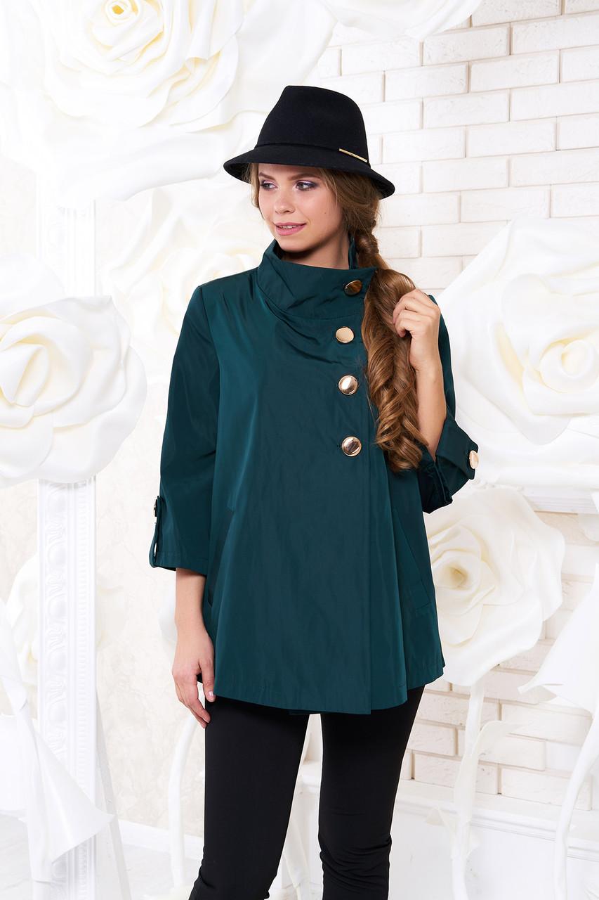Куртка-ветровка женская демисезонная в 6ти цветах Р-114 50-58 размеры