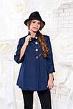 Куртка-ветровка женская демисезонная в 6ти цветах Р-114 50-58 размеры, фото 4