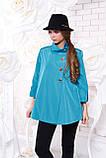 Куртка-ветровка женская демисезонная в 6ти цветах Р-114 50-58 размеры, фото 8