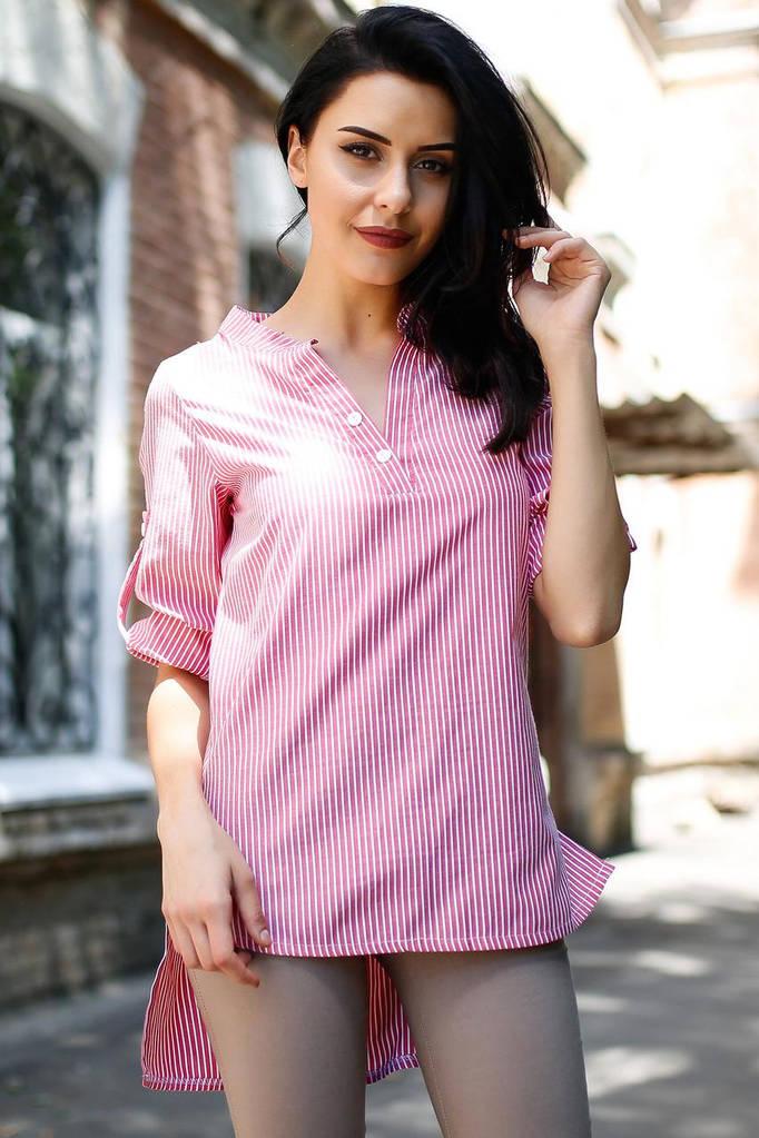 Красная рубашка TORRI