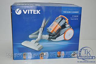 Vitek пылесос 1600 Вт. VT-1848BK