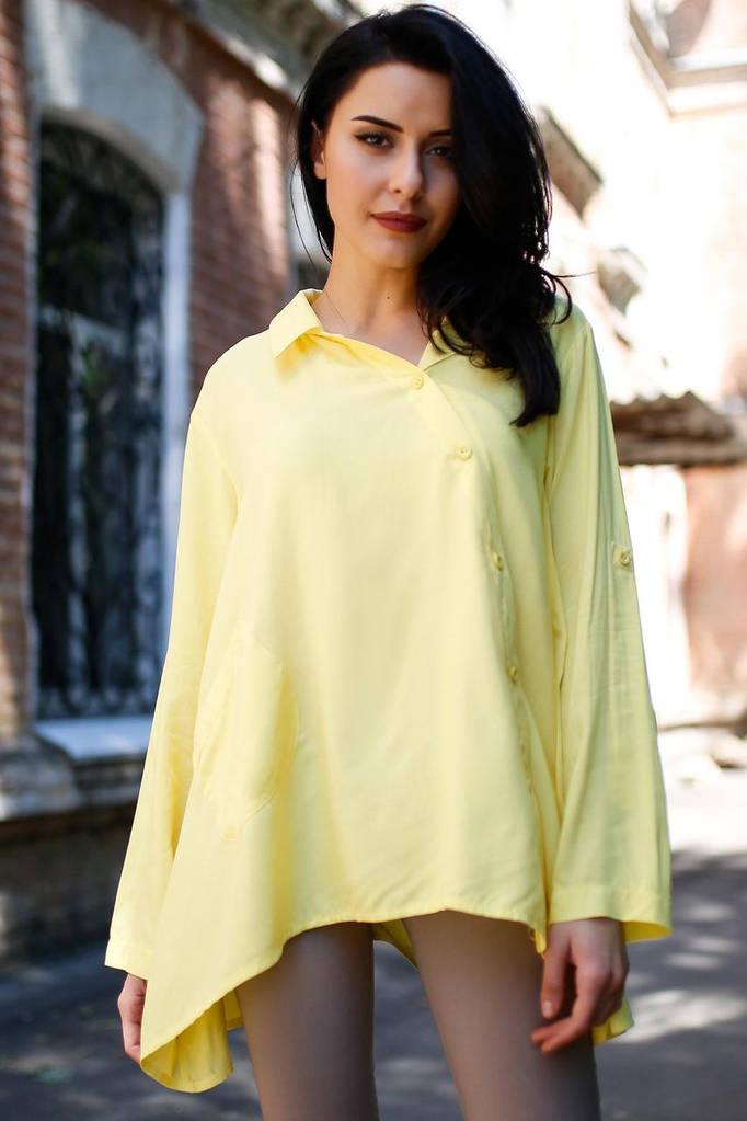 Жёлтая рубашка Deborah