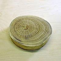 Срез (спил) шлифованный без коры 16-18см