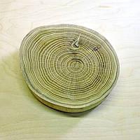 Срез (спил) шлифованный без коры 18-20см