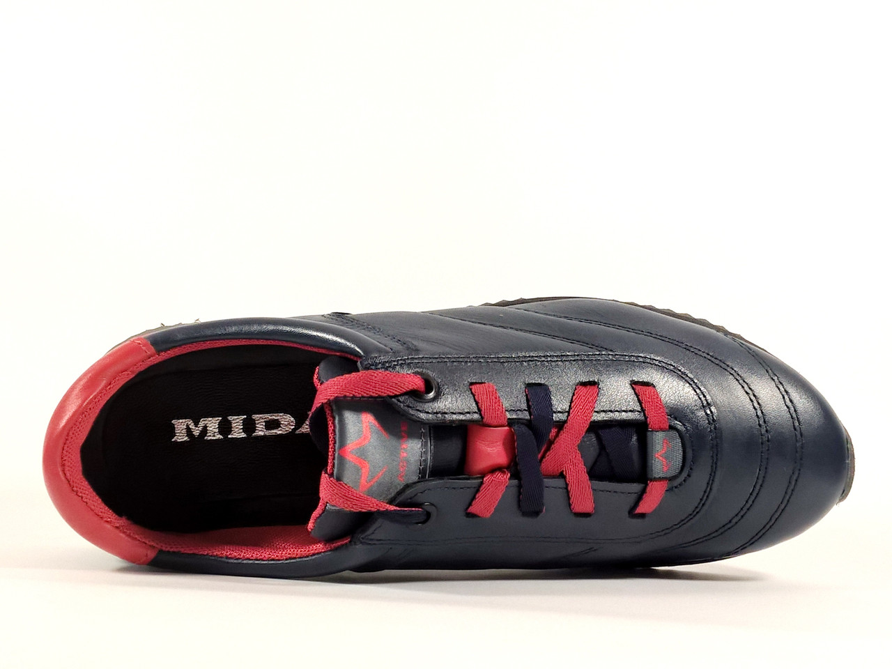 1485e9d0 Детские кроссовки Мида 31261 синие, натуральная кожа, цена 1 425 грн.,  купить в Одессе — Prom.ua (ID#740898820)