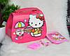 Набор сумка и аксессуары Hello Kitty (Хелоу Китти)