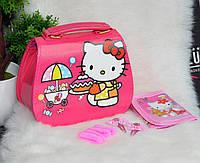 Набор сумка и аксессуары Hello Kitty (Хелоу Китти), фото 1