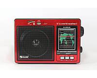 Приёмник с функцией плеера Радио RX 006 , встроенный led-фонарик, аккумулятор / сеть / батарейки, антенна, фото 1