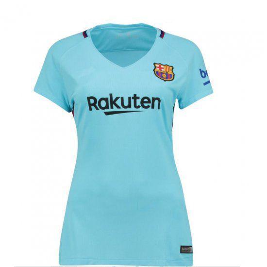 Женская футболка Барселона (выездная ), сезон 2017/18