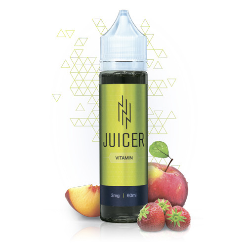 Жидкость Juicer Vitamin 60 мл 0 mg