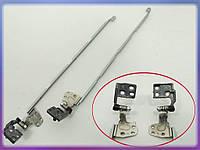 Петли для Dell Inspiron 14V, 14R, M4010, N4030, N4020 (4EK01.XXX 34.4EK02.XXX). Пара. Левая + правая.