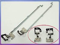 Петли для Dell Vostro V3300, V3350 (34.4EX08.101 34.4EX09.101) (101113DW30A01, 101022DW30A01). Пара. Левая + правая.