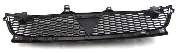 Решетка бампера Mitsubishi Outlander XL 10-12 верхняя (FPS)