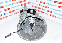 КПП 6 ступ гидр отжим зад привод 2.3DCI rn Renault Master III 2010-2018