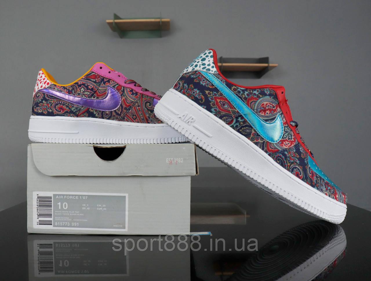 c0fe2b6d Nike Air Force 1 Craig Sager кроссовки, цена 1 943 грн., купить в ...