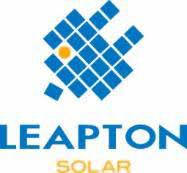 Солнечная фотопанель Leapton Solar LP 156*156-P-60-275W, фото 2