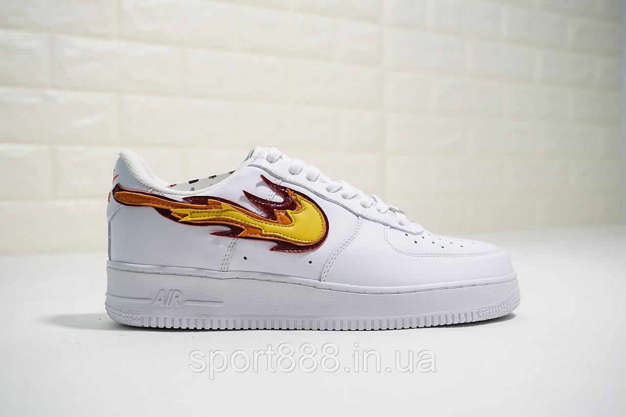 e5ed564f Nike Air Force 1 Low Flame кроссовки, цена 1 905 грн., купить в ...