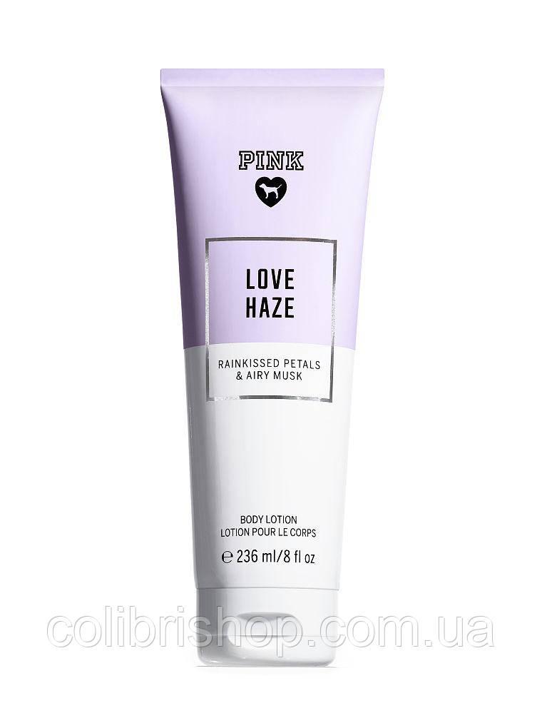 Увлажняющий парфюмированный лосьон для тела Love haze PINK от Victoria's Secret