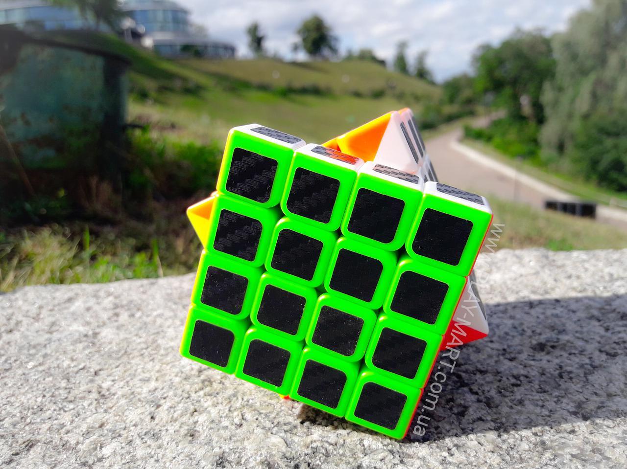 Кубик Рубика Carbon 4x4x4