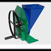 Овощерезка-корморезка механическая со шкивом под двигатель