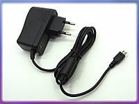 Блок питания для планшетного ПК 5V 2A 10W (microUSB). Зарядное устройство для Китайских Планшетов и смартфонов.