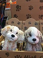Детские мягкие игрушки, детская мягкая игрушка, плюшевый щенок, плюшевые щенята, плюшевые щенки, фото 1