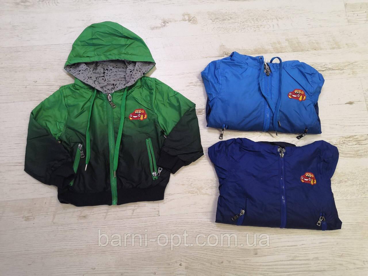 Двосторонні куртки на хлопчика в залишку, Seagull , 1 рр