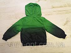 Двосторонні куртки на хлопчика в залишку, Seagull , 1 рр, фото 3