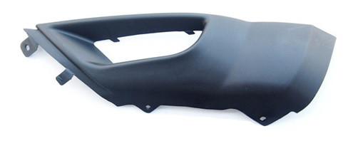 Накладка переднего бампера Mitsubishi Outlander XL '07-10 правая, с от