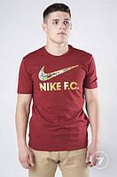 Футболка Nike M NK FC TEE SWSH , фото 1