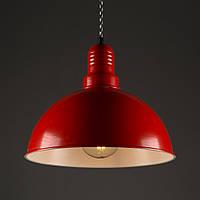 Потолочный светильник [ Color Series Vintage Loft ]  ( VL- 2  красный ), фото 1