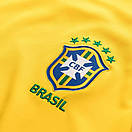 Детская футбольная форма БРАЗИЛИЯ (основная к ЧМ 2018) футболка+шорты, фото 2