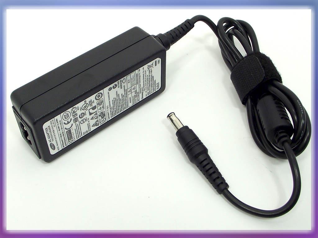 Блок питания Samsung 19V 2.1A 40W (5.5*3.0+Pin) ORIG1. Под кабель 220V