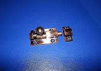 Шпингалет 01-87 маленький медь, фото 1