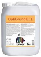 Глубокопроникающая грунтовка OptiGrund E.L.F. Caparol