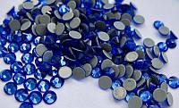 Камни кристалл Сваровски SS3 синие 720 шт