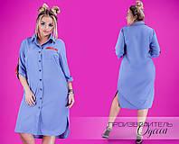Платье рубашка Розалина, фото 1