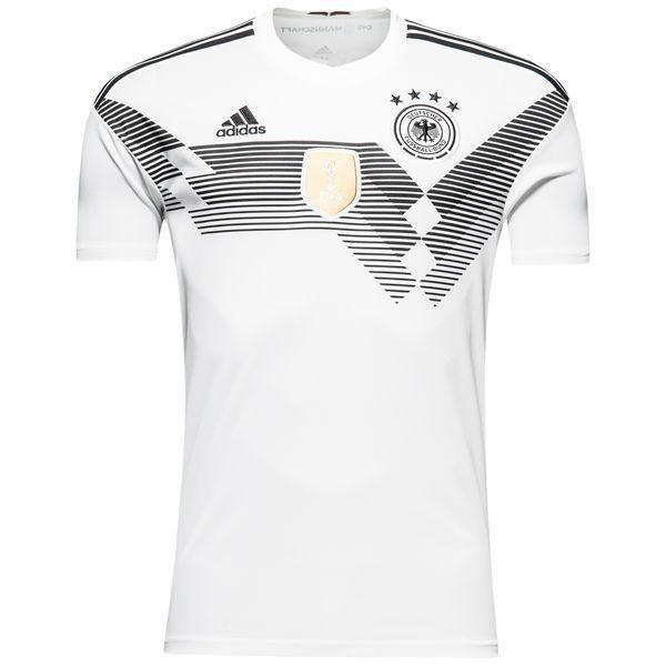 Детская Футбольная форма ГЕРМАНИЯ (основная к ЧМ 2018) футболка+ шорты
