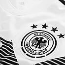 Детская Футбольная форма ГЕРМАНИЯ (основная к ЧМ 2018) футболка+ шорты, фото 2