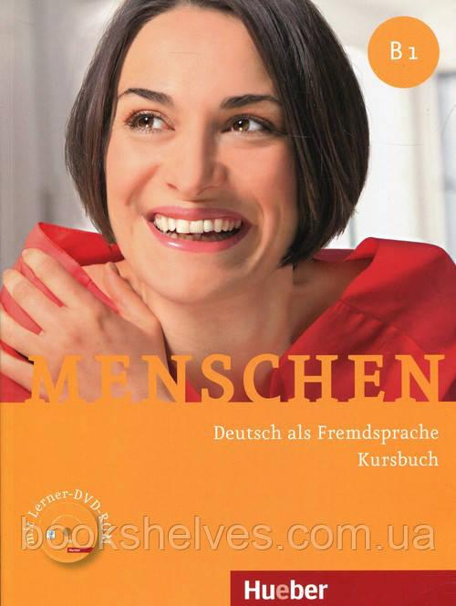 Menschen B1 Kursbuch mit DVD-ROM