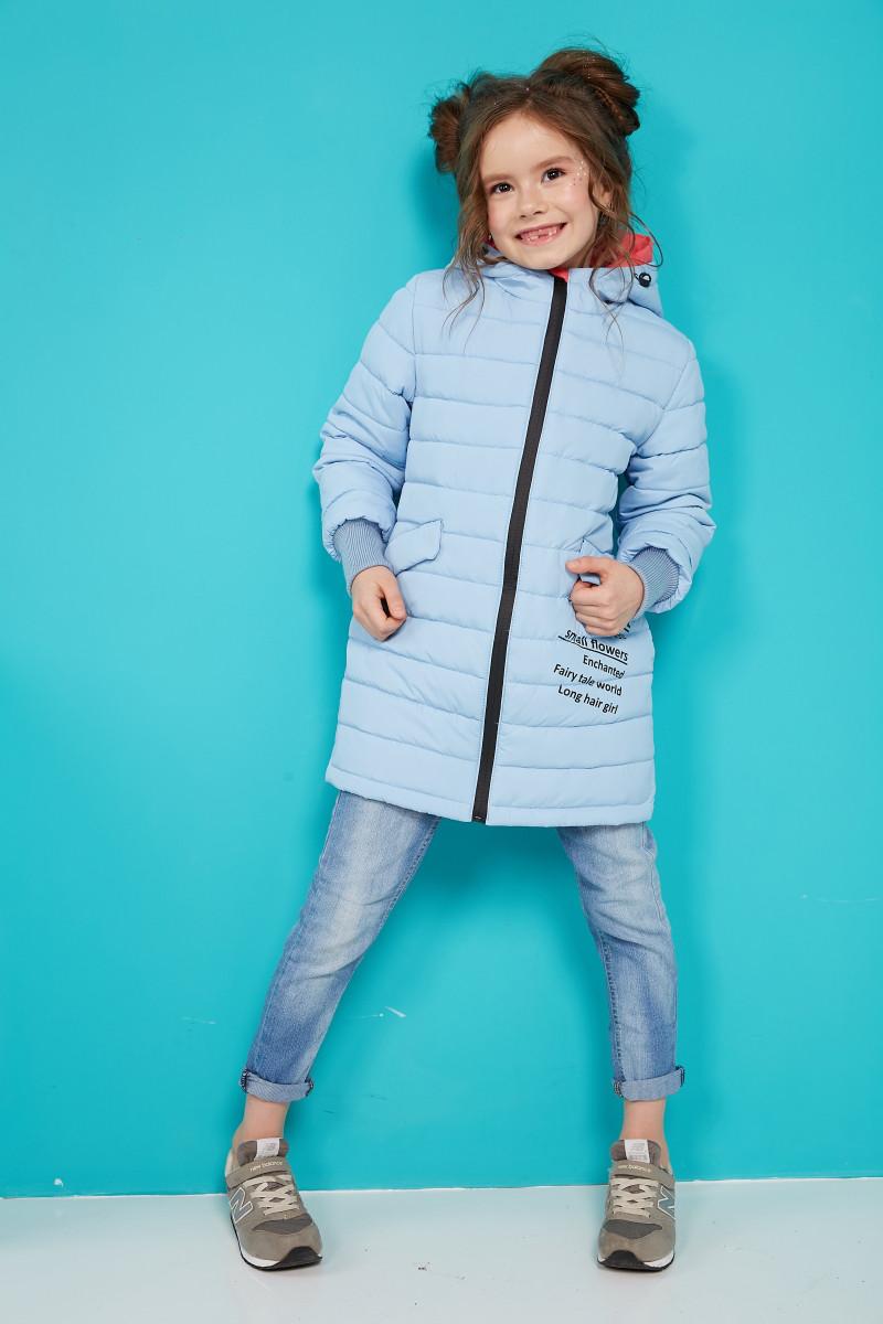 Удлиненная куртка для подростков весна осень