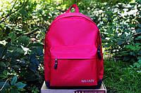 Рюкзак городской Wallaby малиновый