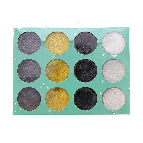Декор для дизайна 4-х цветный песок DK-019