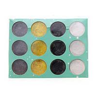 Декор для дизайна 4-х цветный песок DK-019, фото 1