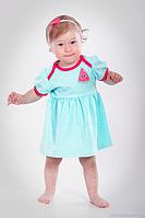 Боди-платье для малышек