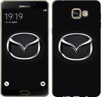 """Чехол на Samsung Galaxy A9 Pro Mazda. Logo """"3120u-724-12506"""""""