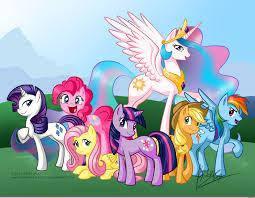Маленькі поні