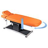 Электрический Массажный Стол Clap Tzu WaveMotion Ellipse Comfort 4 Segmente Massage Table, фото 2