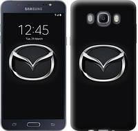 "Чехол на Samsung Galaxy J7 (2016) J710F Mazda. Logo ""3120c-263-12506"""