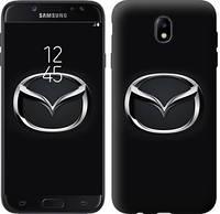"Чехол на Samsung Galaxy J7 J730 (2017) Mazda. Logo ""3120c-786-12506"""